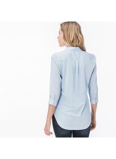 Lacoste Kadın  Gömlek CF0812.12T Mavi